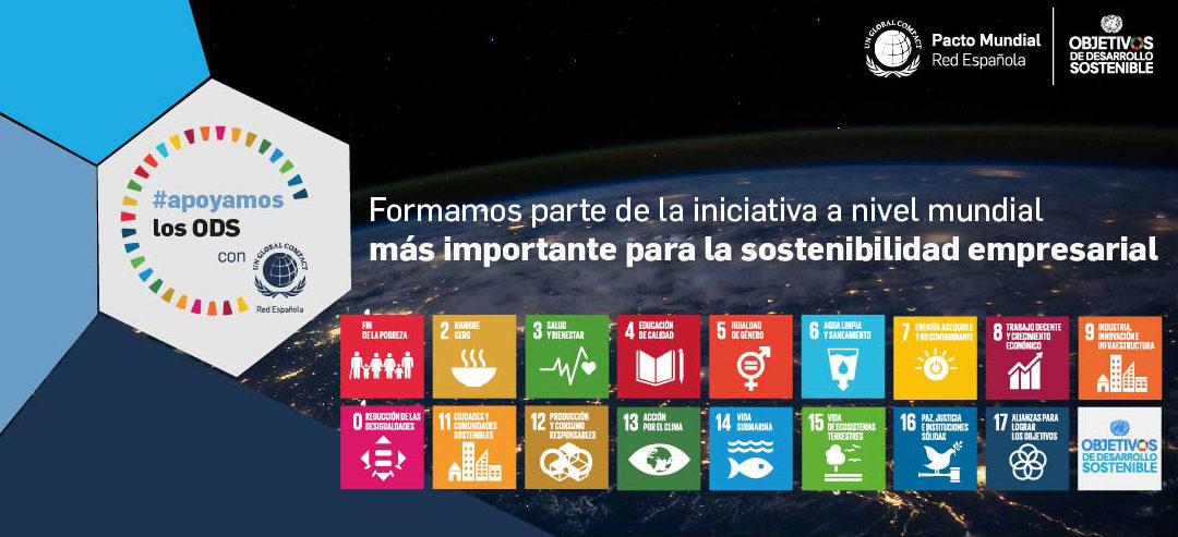 Cepsa se suma a la campaña #apoyamoslosODS promovida por la Red Española del Pacto Mundial