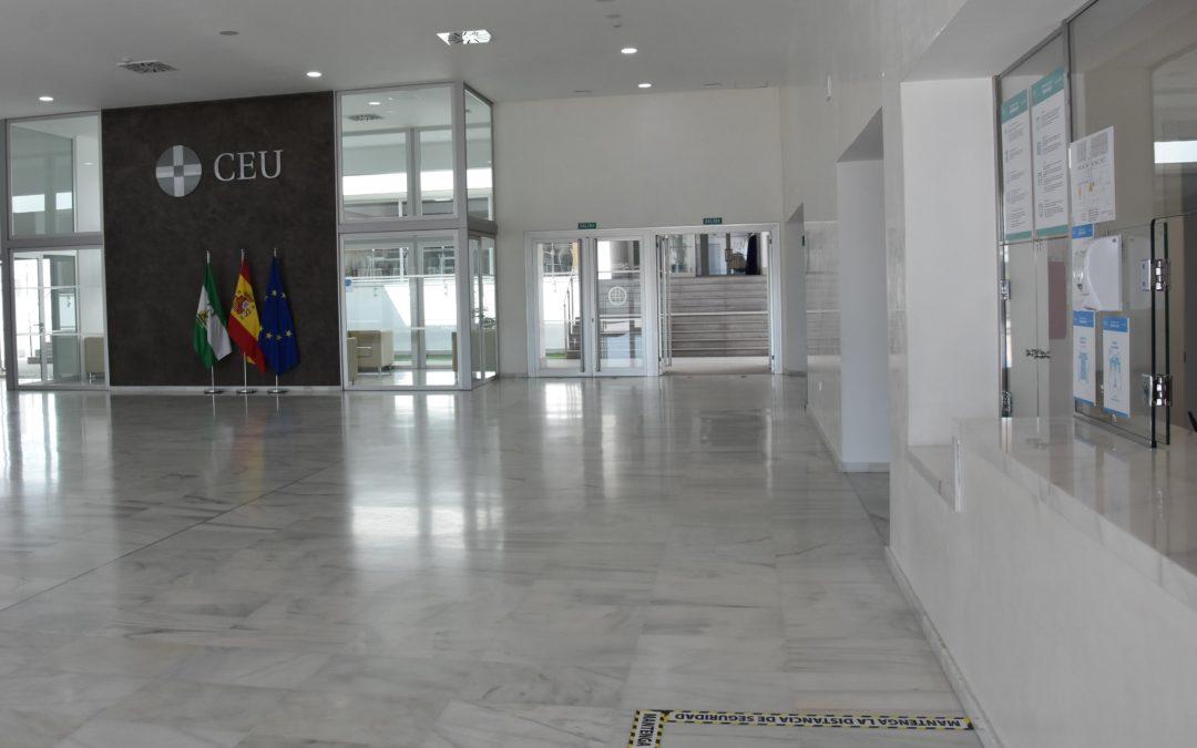 El Colegio CEU San Pablo Sevilla, preparado para comenzar el nuevo curso con todas las medidas de seguridad necesarias