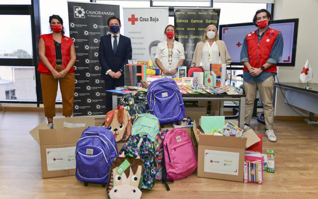 CajaGranada Fundación y Bankia, con las personas más necesitadas