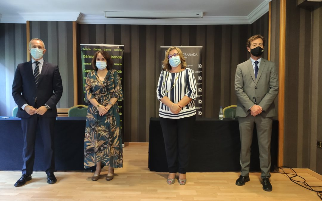 CajaGranada Fundación y Bankia proclaman las tres obras ganadoras de la 36 edición de los 'Premios Literarios Jaén 2020'