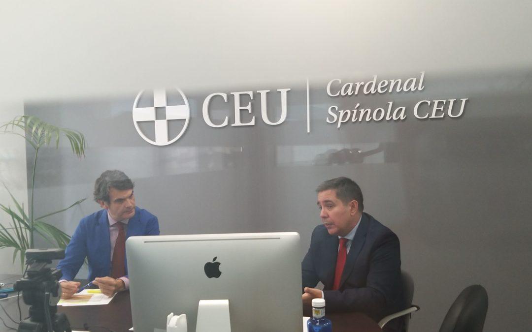 CEU Andalucía organiza un Open Day virtual para grados universitarios y formación profesional