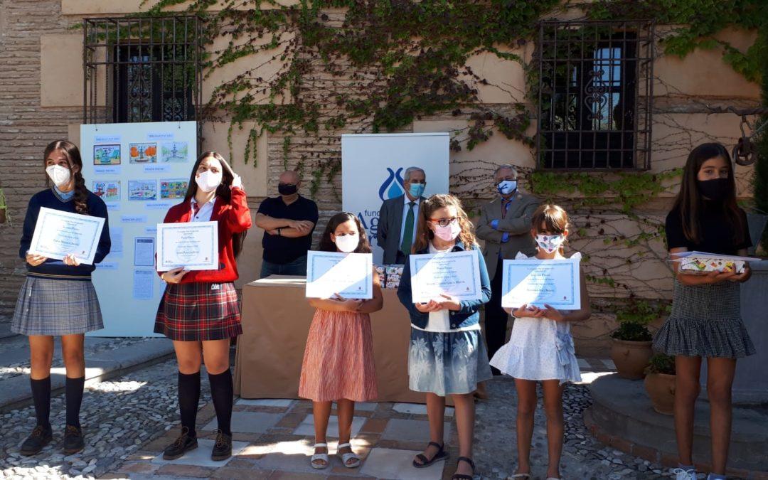AGUAGRANADA entrega los premios de su XV Concurso de redacción y dibujo para escolares