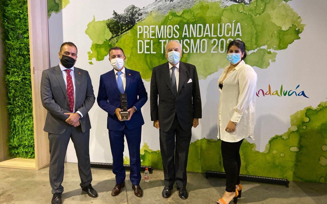 La Fundación Río Tinto recibe el Premio Andalucía de Turismo 2020