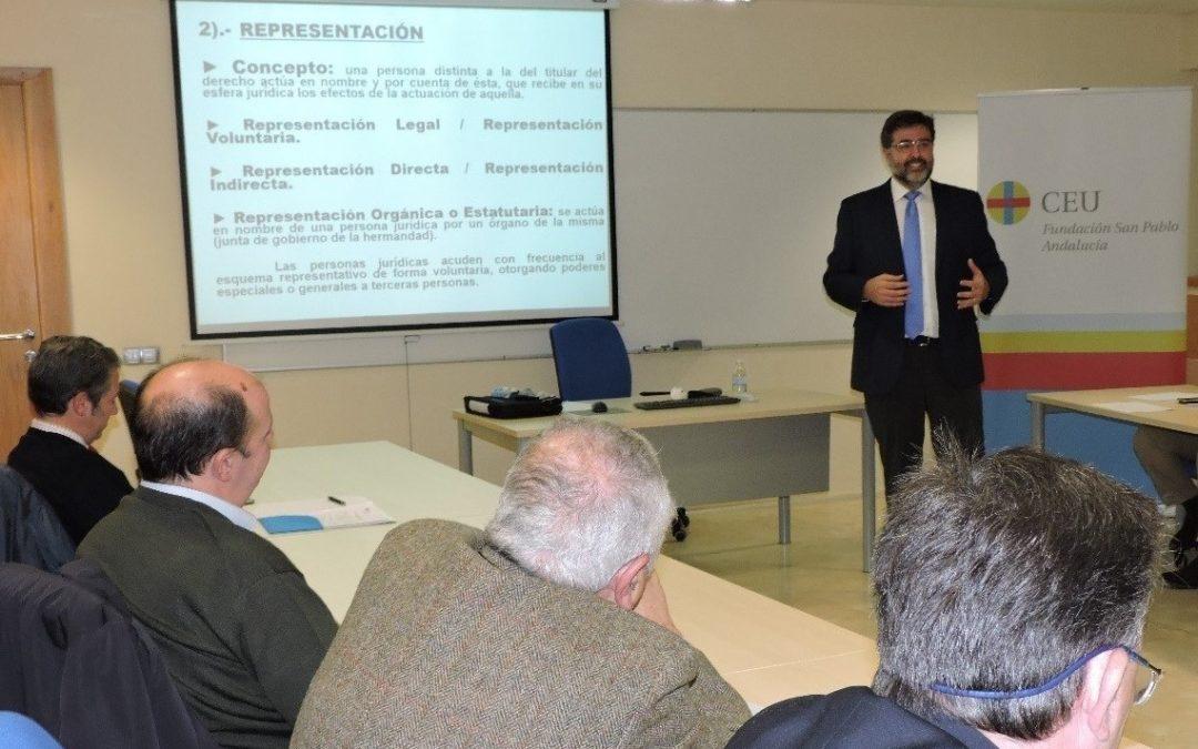 Nueva edición del Curso Online de Gestión, Marco Jurídico y Redes Sociales en las Hermandades y Cofradías