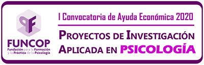Ampliado el plazo de presentación de solicitudes para la I Convocatoria de Ayuda Económica a Proyectos de Investigación Aplicada en Psicología 2020