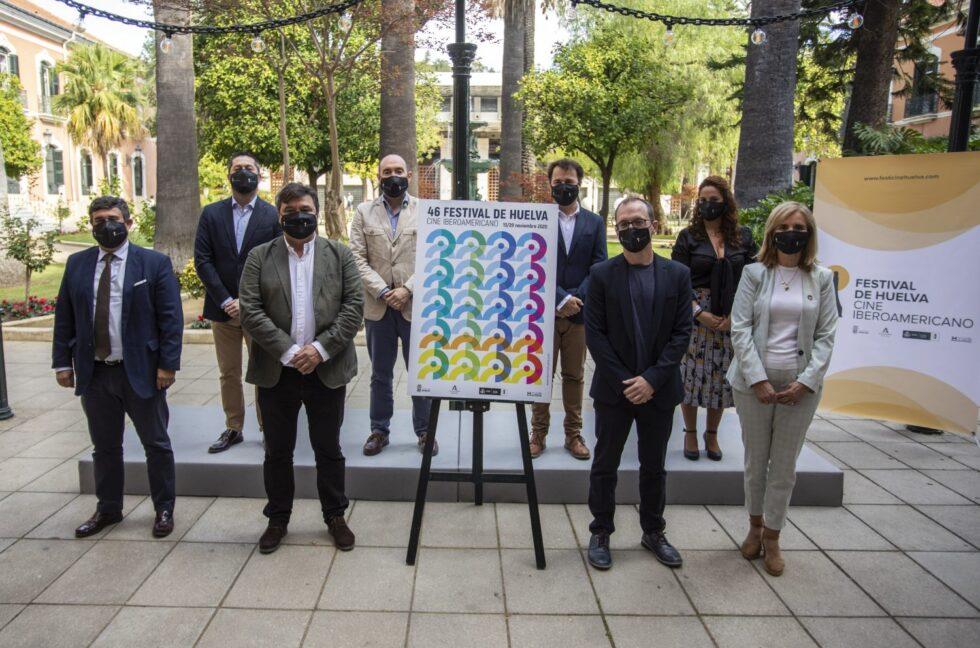 El Festival de Huelva presenta el cartel anunciador de su 46 edición