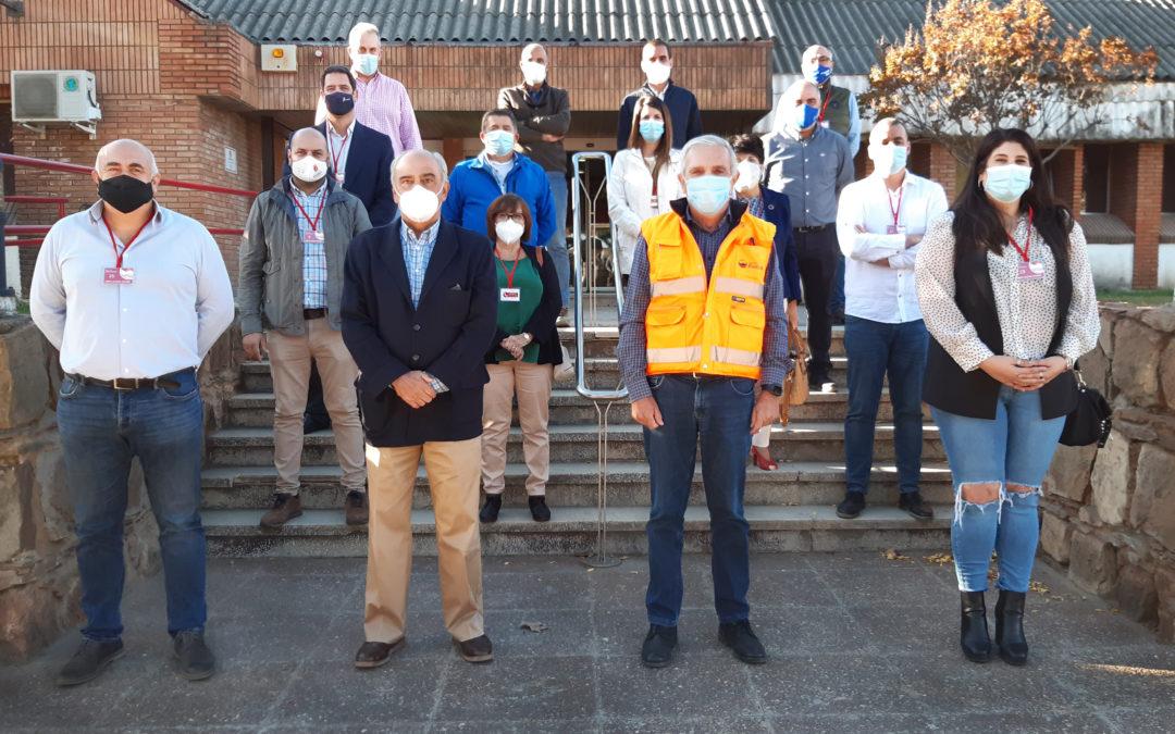 Las empresas contratistas de Atalaya se suman a su compromiso con la contratación local en la mina de Riotinto