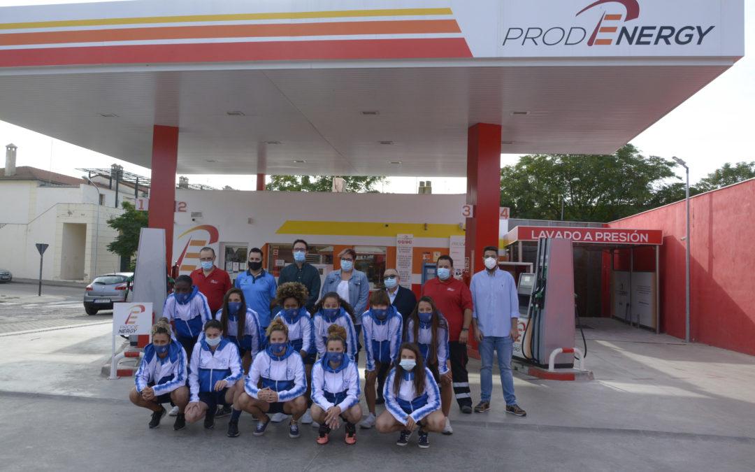 Fundación PRODE y Prodenergy continúan colaborando con el CD Pozoalbense Femenino en  esta temporada.