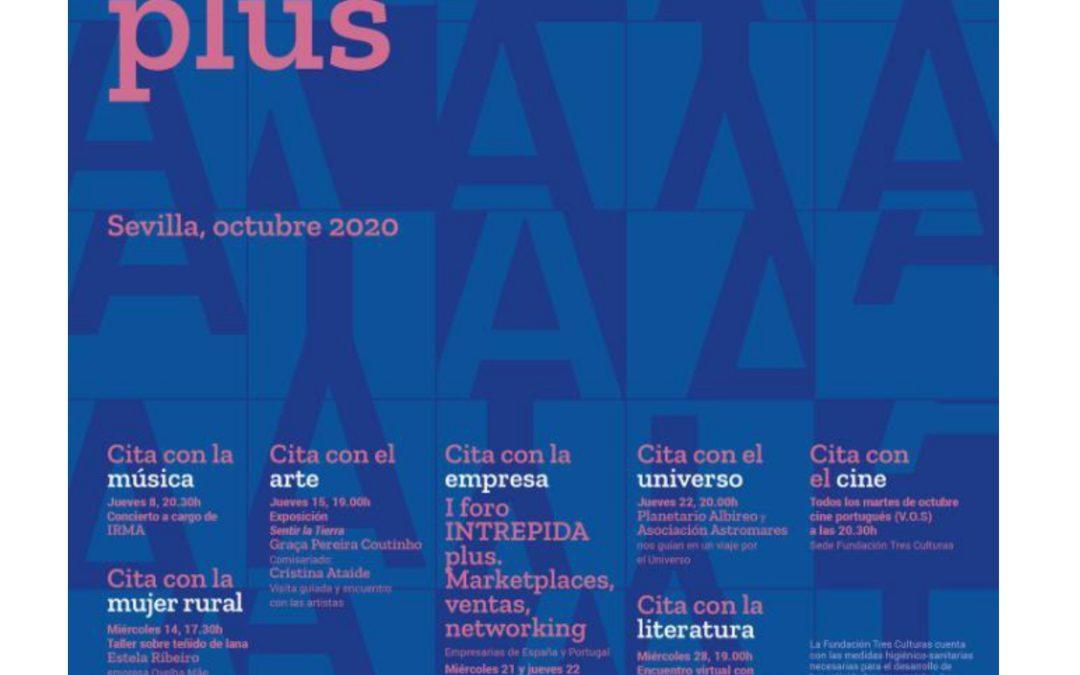 Empresarias de Andalucía, Algarve y Alentejo se dan cita en el I Foro INTREPIDA plus en Sevilla