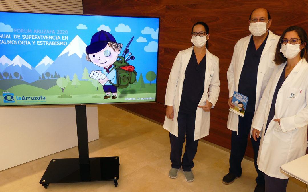 Forum Arruzafa dedica su vigésimo primera edición a la oftalmología pediátrica y el estrabismo