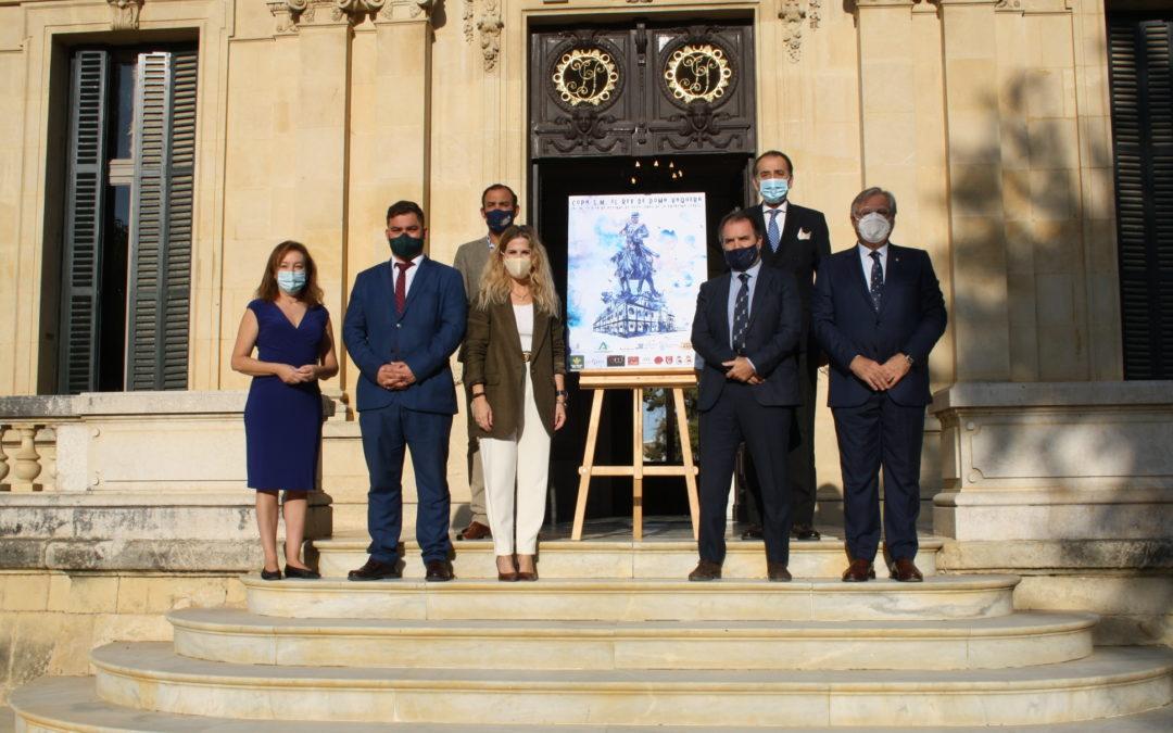 La Real Escuela Andaluza del Arte Ecuestre acoge la XIV edición de la Copa del Rey de Doma Vaquera