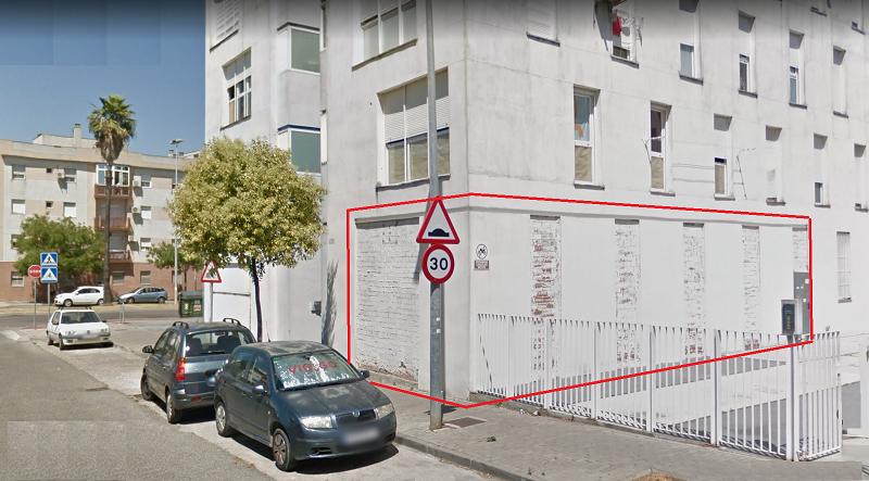 Avanzan las obras del nuevo centro de atención sociofamiliar de  Upacesur en la zona sur Jerez