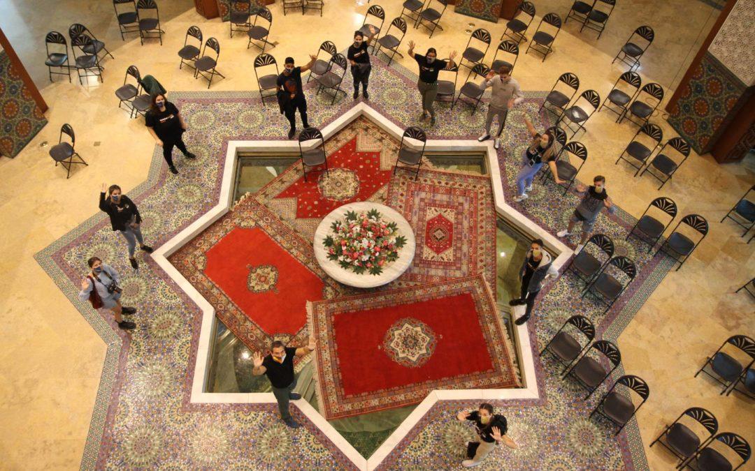 La Fundación Tres Culturas vuelve a ofrecer las visitas guiadas a su sede, el que fuera Pabellón de Marruecos de la Expo'92