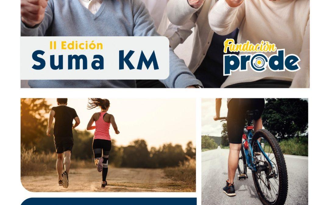 Fundación PRODE pone en marcha la II Edición de 'Suma Kilómetros por nuestr@s mayores' durante el mes de octubre