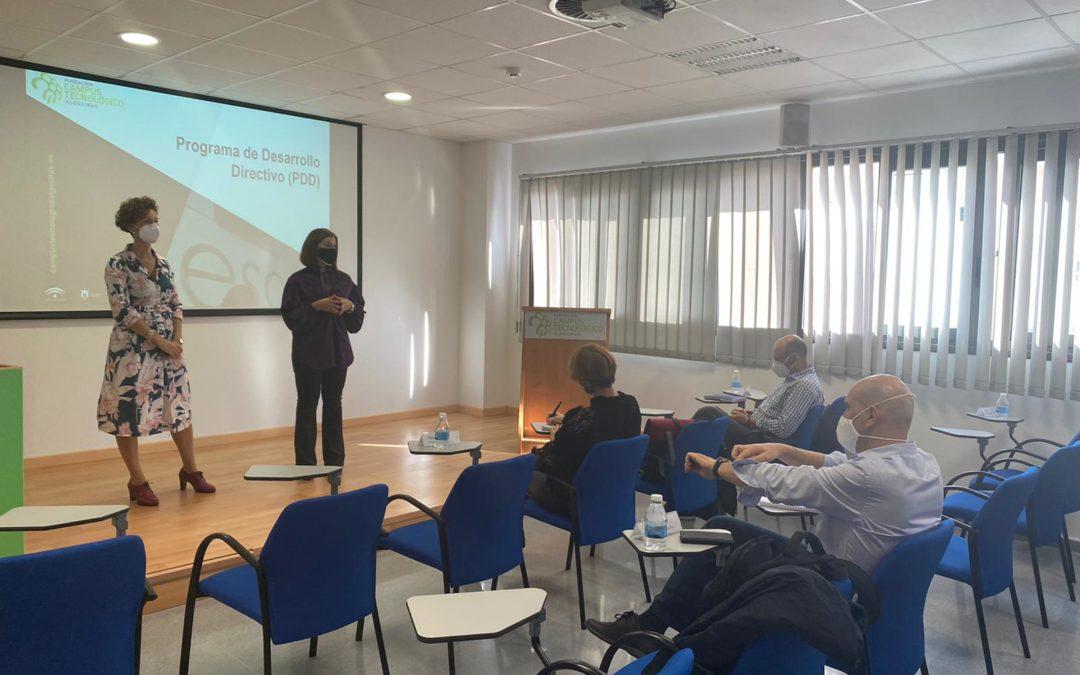 La gestión de personas como recurso más valioso de una empresa a debate en el PDD de la Fundación Campus Tecnológico
