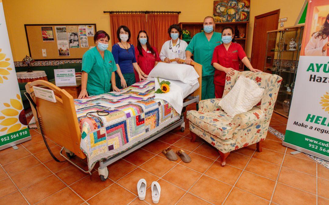 CUDECA celebra el Día Mundial de los Cuidados Paliativos