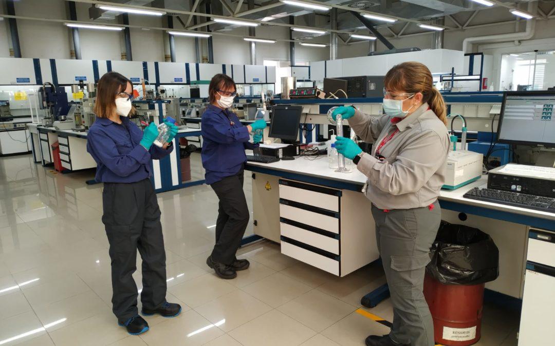 La Cátedra Fundación Cepsa de la UCA inicia una innovadora tesis doctoral para la detección de compuestos aromáticos derivados del petróleo mediante nariz  electrónica