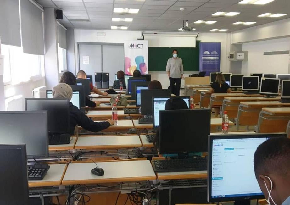 El proyecto MIICT inicia el testeo de su plataforma digital de servicios para personas migrantes y refugiadas