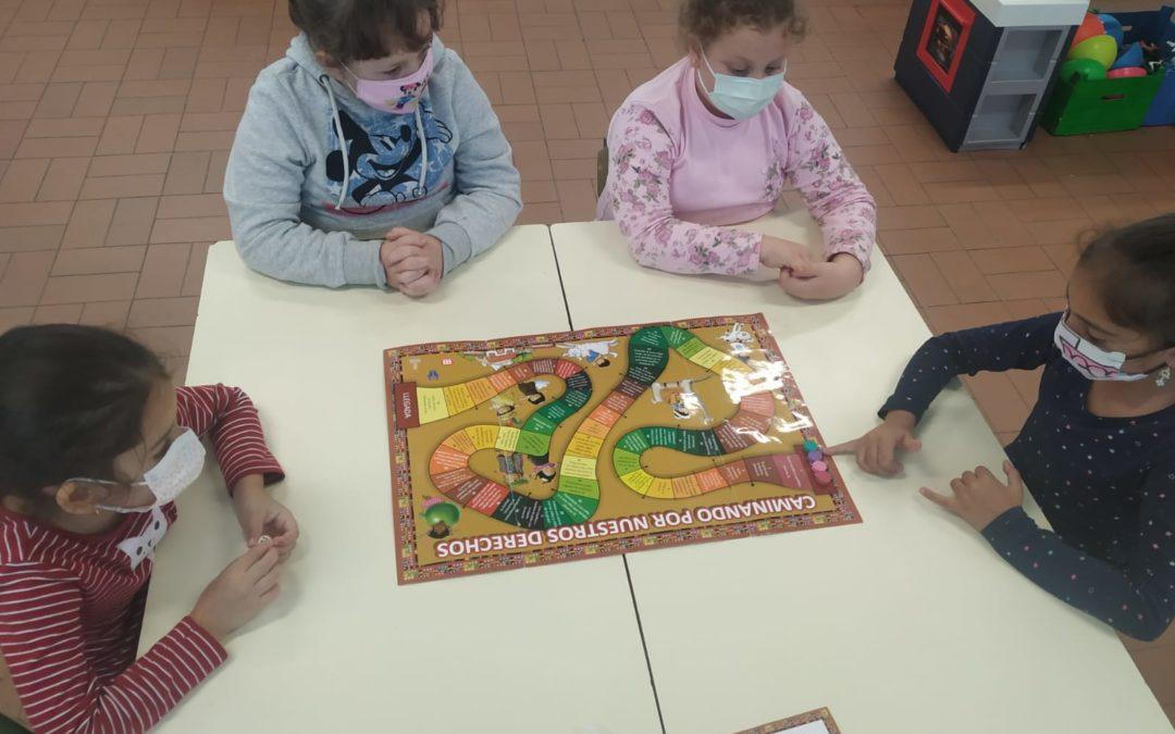 El Hogar de Tardes celebra el Día Internacional de los  Derechos de la Infancia