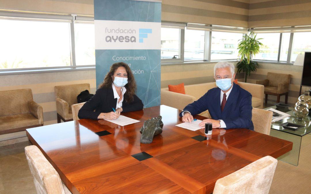 Fundación Ayesa y Cruz Roja Española firman convenio de colaboración