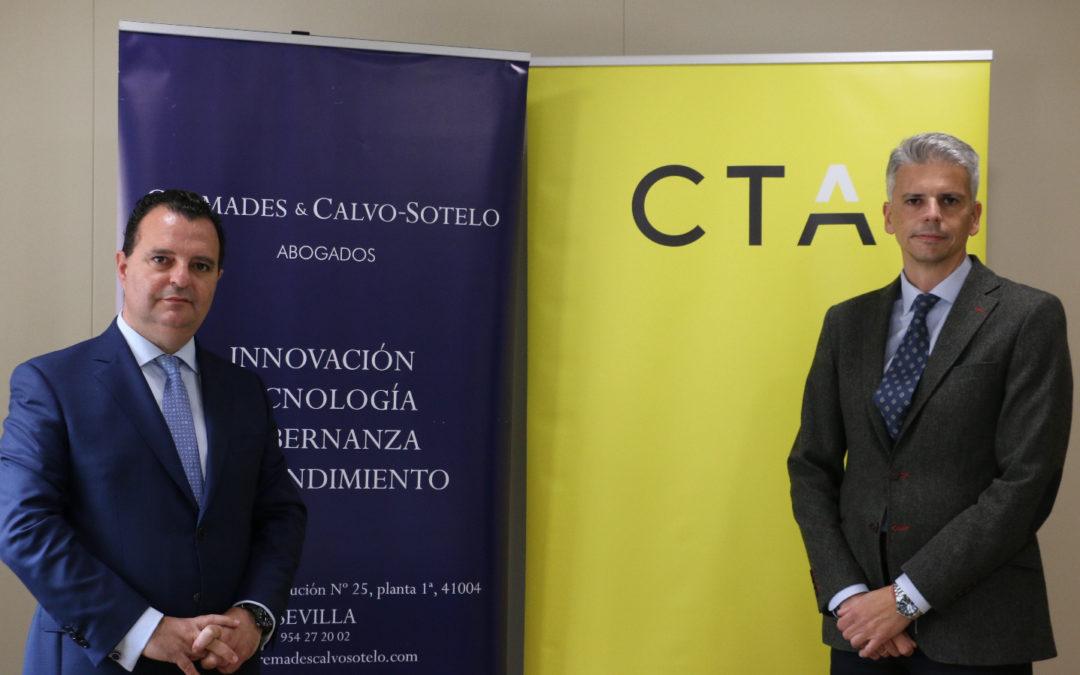 Cremade&Calvo-Sotelo y CTA sella una alianza para promover la compra pública de innovación en Andalucía