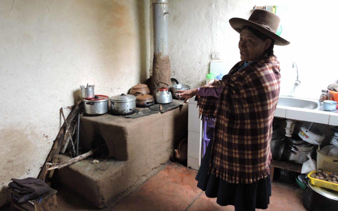 La Diputación de Córdoba financia un proyecto de vivienda y alimentación en comunidades rurales afectadas por la Covid-19  en Cusco