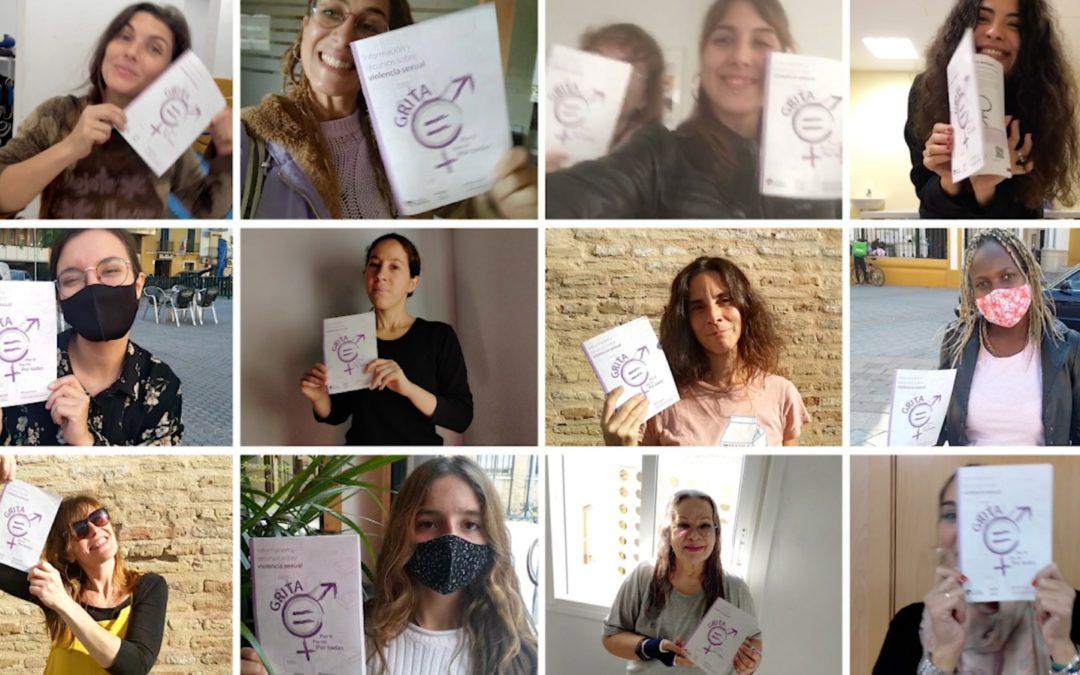 """El Ayuntamiento de Sevilla y la Fundación Doña María presentan la """"Guía de Información y recursos sobre violencia sexual"""" en el marco de los actos del 25-N"""