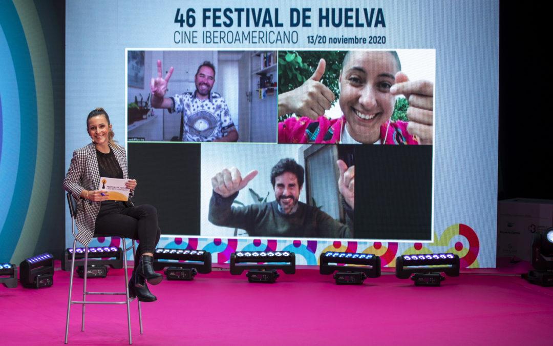 """Ezequiel Radusky ve """"hermoso"""" que el Iberoamericano haya premiado a películas con un mensaje de cambio"""