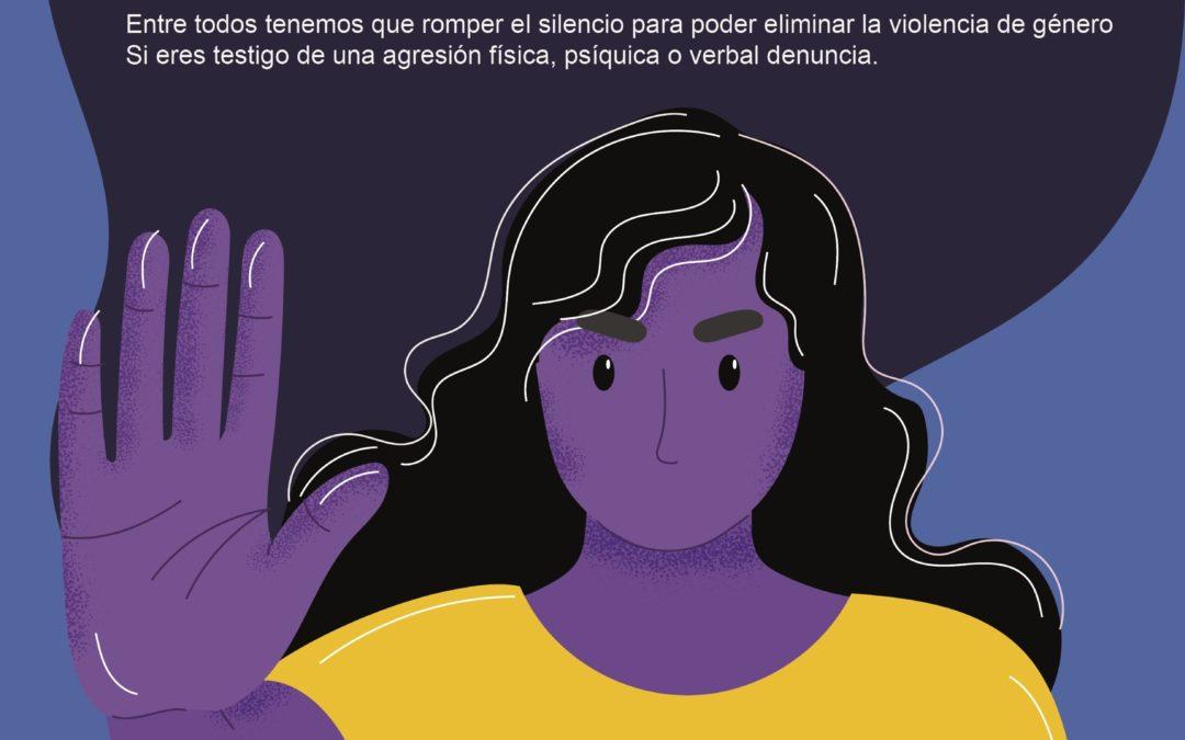 """La Fundación  Cádiz CF se une al día contra la violencia de género con la campaña """"Fuera de juego al maltratador"""""""