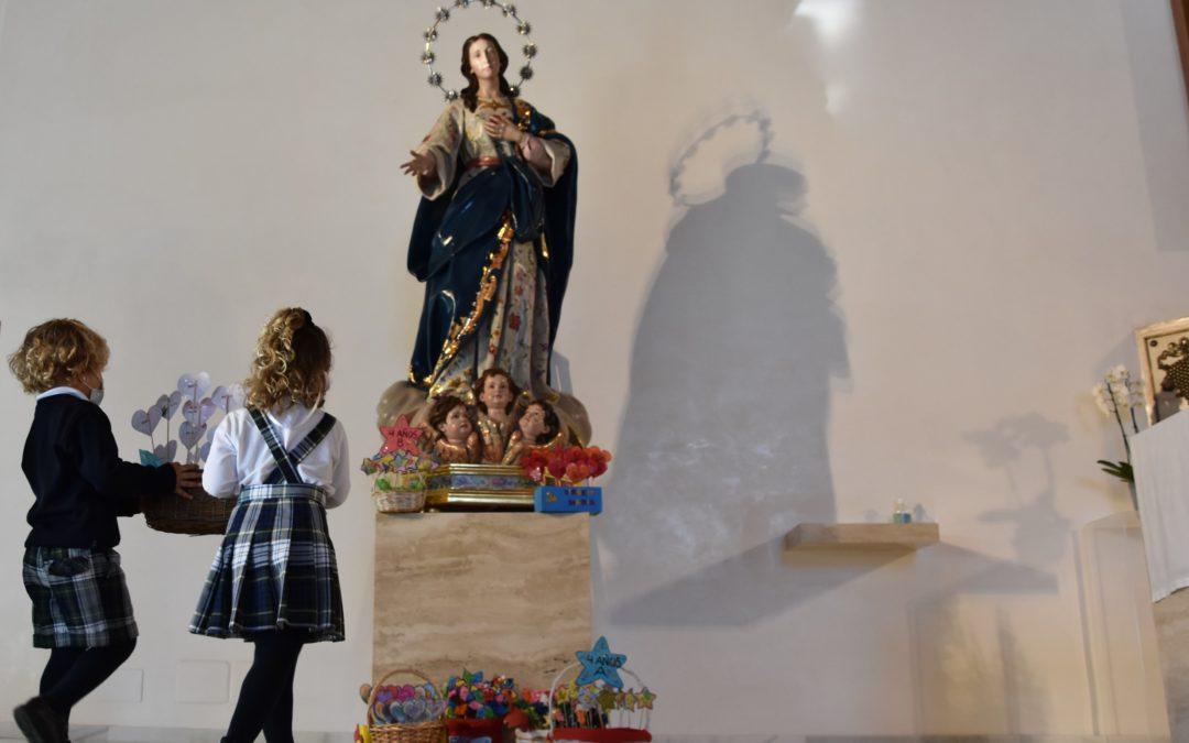 El Colegio CEU San Pablo Sevilla celebra la Solemnidad de la Inmaculada