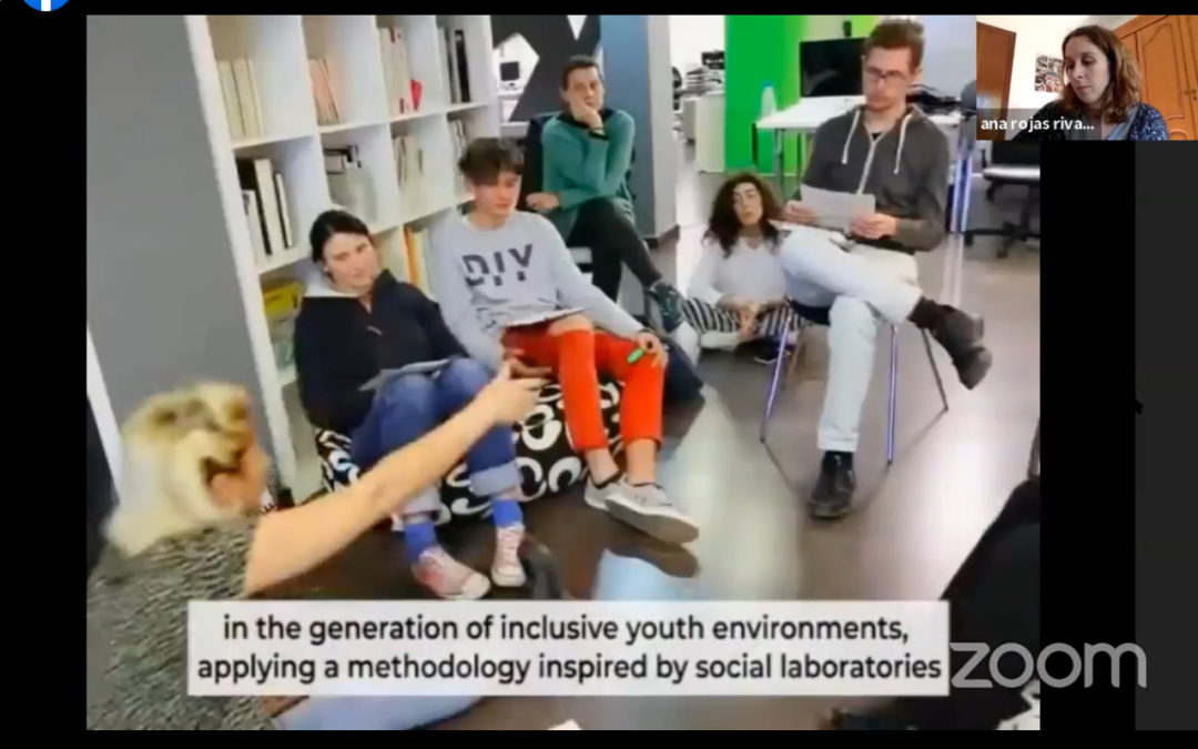 Conferencia final del proyecto europeo IYE-LABs, que favorece desde Córdoba la resolución de problemas por parte de jóvenes europeos