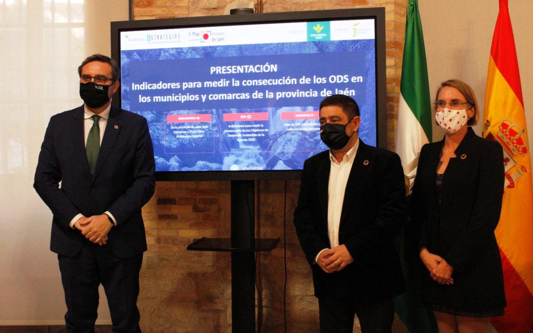 Los 97 municipios y las comarcas jiennenses cuentan, a partir de ahora, con 122 indicadores para medir la consecución de los Objetivos de Desarrollo Sostenible de la Agenda 2030 de la ONU