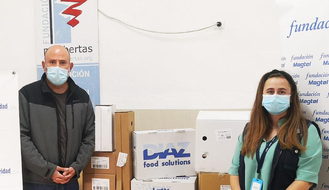 """Fundación Magtel continua realizando nuevas donaciones para la campaña """"500 Solidarios"""""""