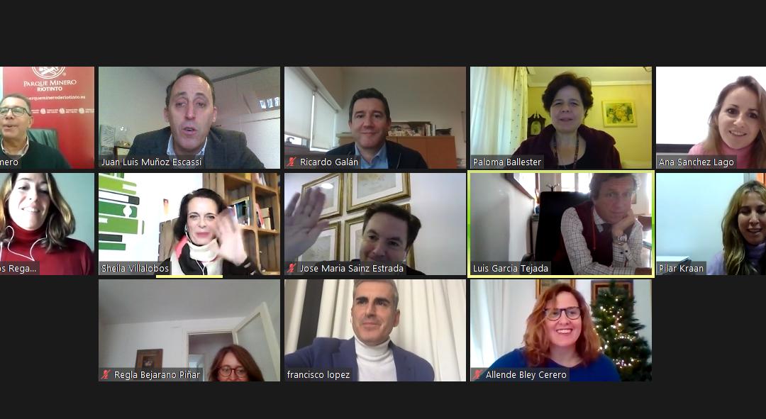 Nuevo encuentro virtual de las Fundaciones Empresariales