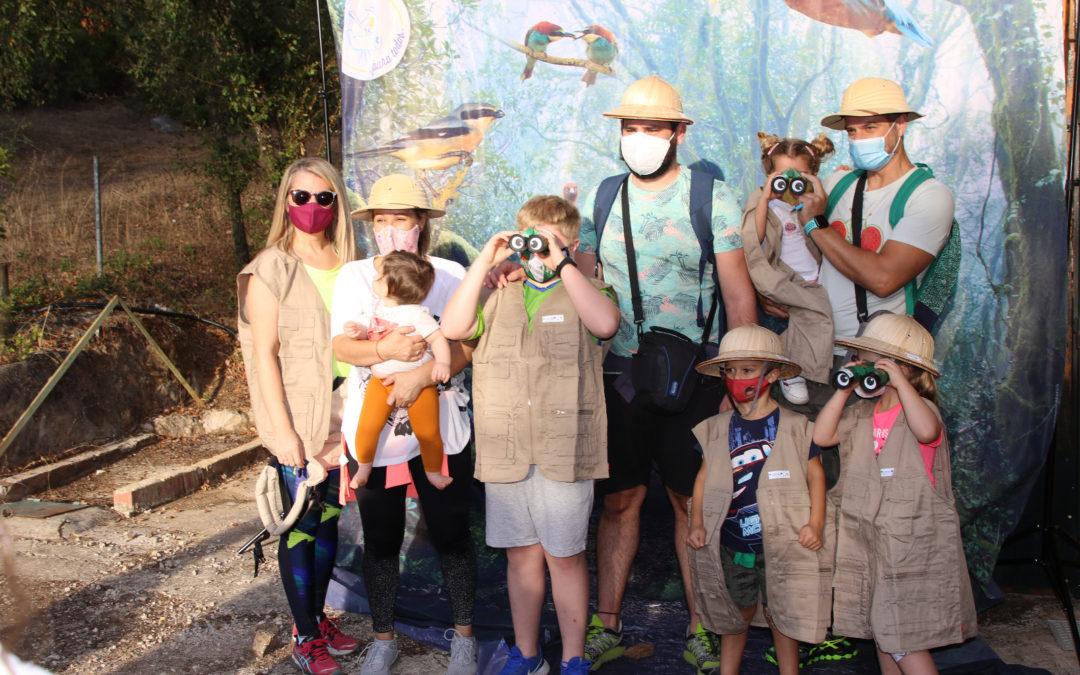 El proyecto Orniturismo desarrolla 3 nuevos productos de turismo de aves para que empresas andaluzas y portuguesas los pongan en marcha en el medio rural: