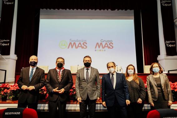 La corriente solidaria de Grupo MAS consigue atender a más de once mil comidas en comedores sociales y a más de dieciocho mil familias andaluzas y extremeñas