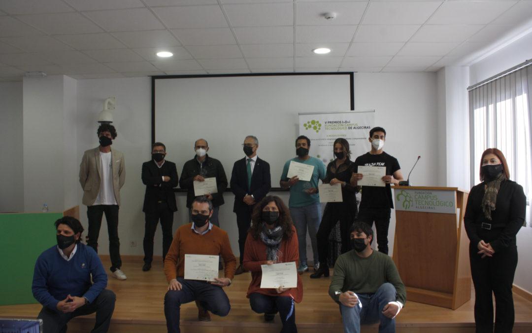El Campus Tecnológico impulsa 4 proyectos innovadores en la provincia con sus premios anuales