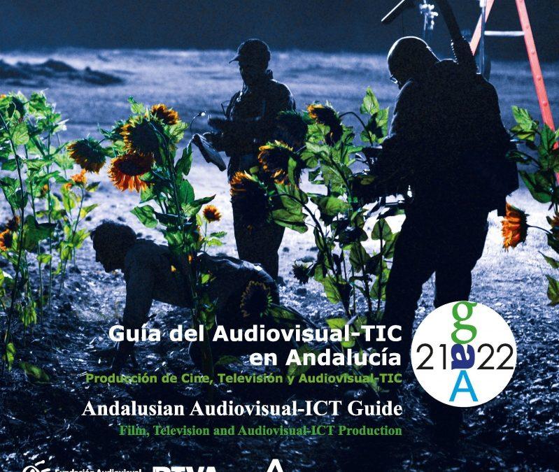 La Fundación Audiovisual Pública Andaluza presenta la X Guía del Audiovisual-TIC en Andalucía 2021/2022