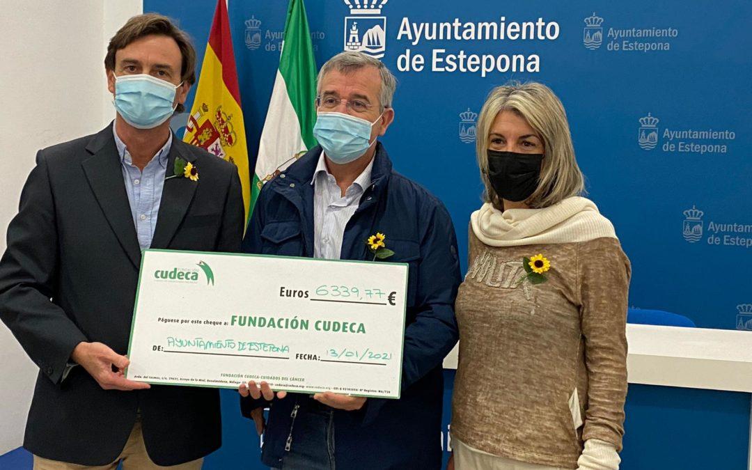 El Efecto Girasol del Ayuntamiento de Estepona y Cudeca