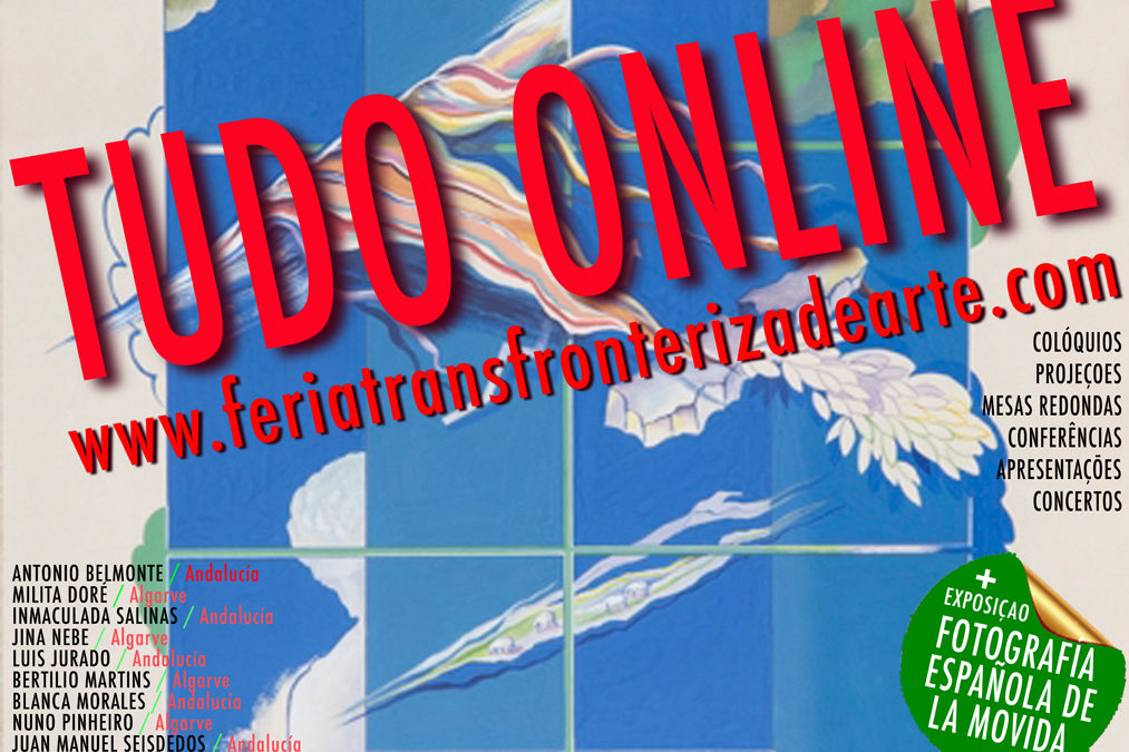 La II Feria Transfronteriza de Arte Contemporáneo se celebrará del 28 al 31 de enero de forma virtual