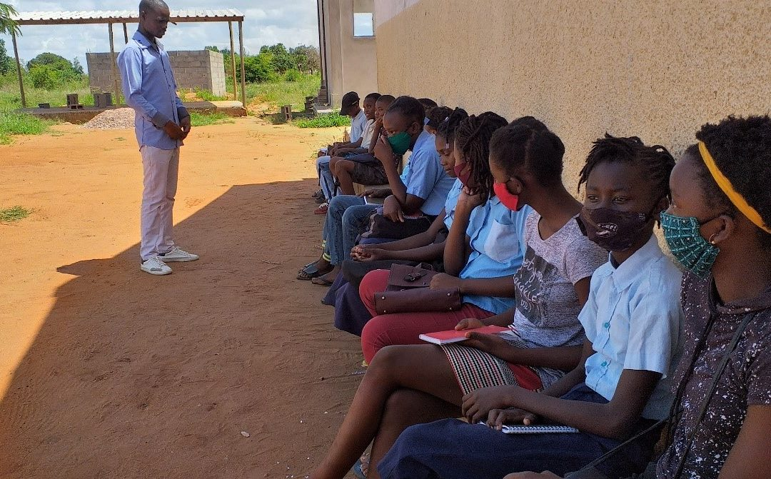 Madre Coraje, Diputación de Cádiz y el Ayuntamiento de San Fernando trabajan juntos por el derecho a la educación de 600 menores en Mozambique