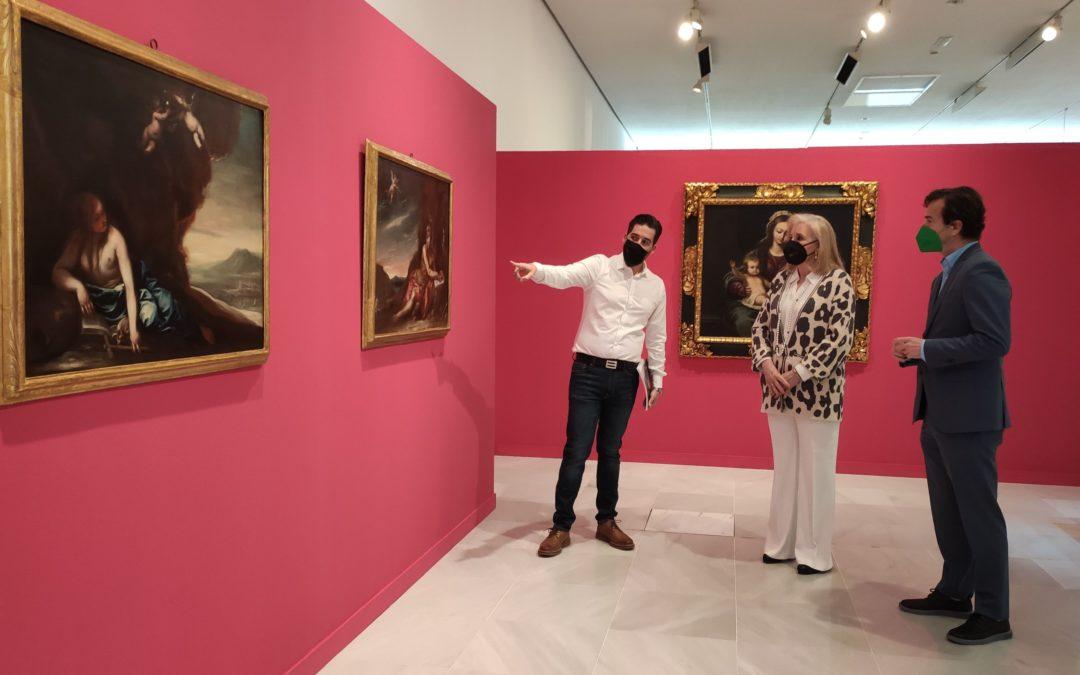 El Centro Cultural CajaGranada acoge la exposición 'Inéditos del Barroco granadino', en colaboración con Cajasol