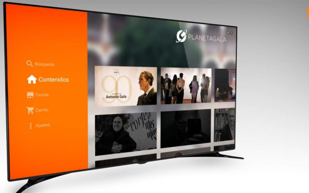 La Fundación Antonio Gala entra en la comunicación cultural con Planeta Gala TV