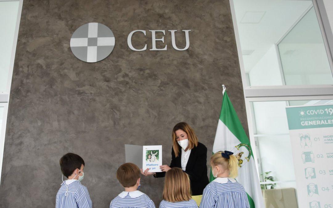 El Colegio CEU San Pablo Sevilla conmemora el Día de Andalucía