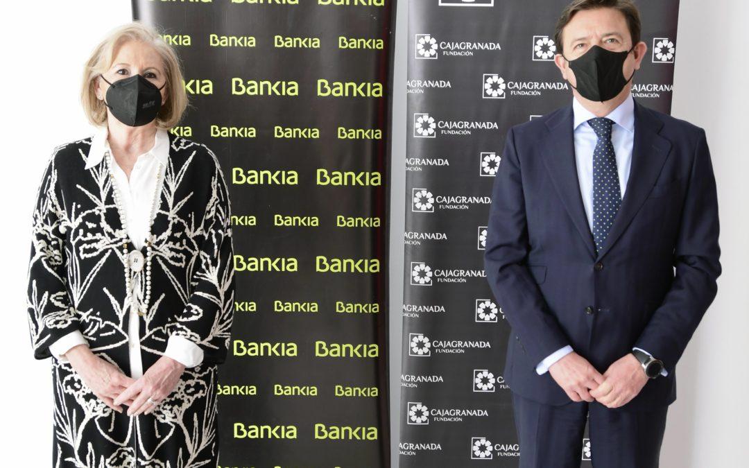 Bankia apoya con 810.000 euros a CajaGranada Fundación para impulsar proyectos sociales, culturales, y medioambientales en Andalucía