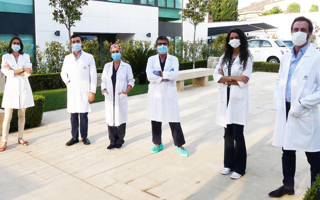 Hospital La Arruzafa realiza tres de cada diez trasplantes de córnea en Andalucía y continúa como el tercer centro español con más actividad