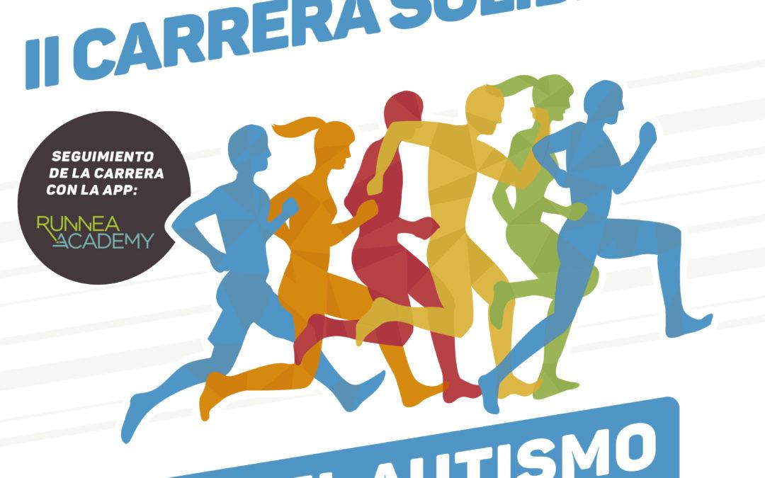 Autismo Sevilla lanza su II Carrera Solidaria por el Autismo  en formato virtual