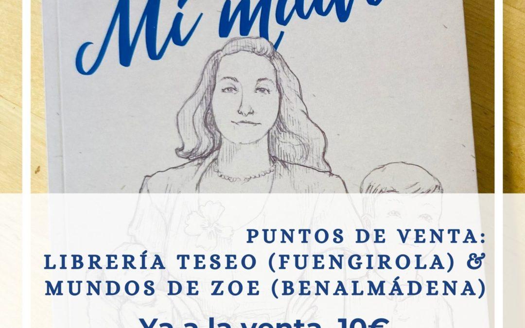 María Luque Coronado de 78 años escribe su primer libro y entregará su recaudación a la Fundación Cudeca