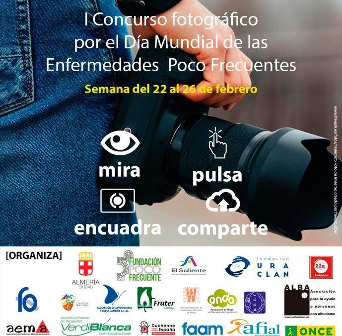 I Concurso Fotográfico por el Día Mundial de las Enfermedades poco frecuentes