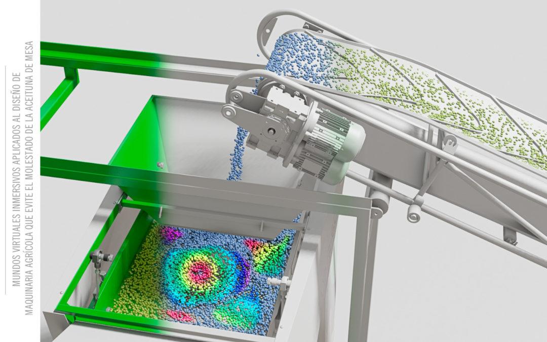 Demuestran la eficacia de la Realidad Virtual en la reducción del molestado de la aceituna de mesa
